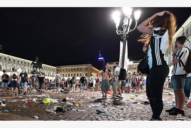 Piazza San Carlo: un anno e mezzo a sindaca Appendino