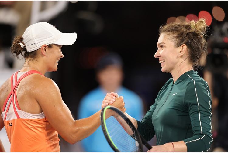 WTA, Barty e Halep pronte a illuminare Melbourne