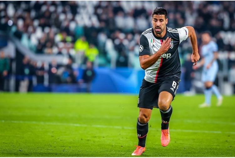 Khedira verso l'addio alla Juve: lo aspetta l'Hertha Berlino
