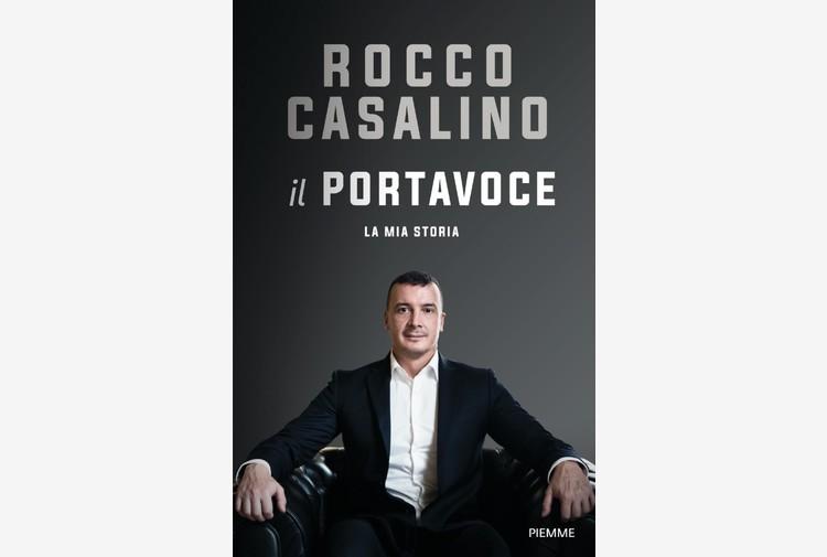 Esce 16 febbraio 'Il portavoce', il libro di Rocco Casalino