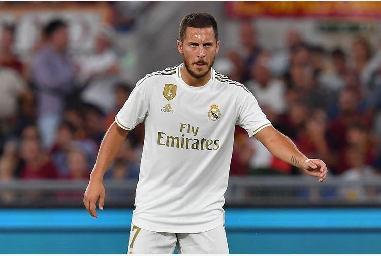 Nuovo infortunio per Hazard, in forte dubbio per Atalanta-Real Madrid