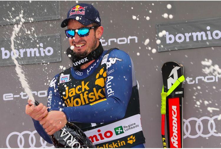 Paris trionfa in discesa libera a Garmisch, quinto Innerhofer