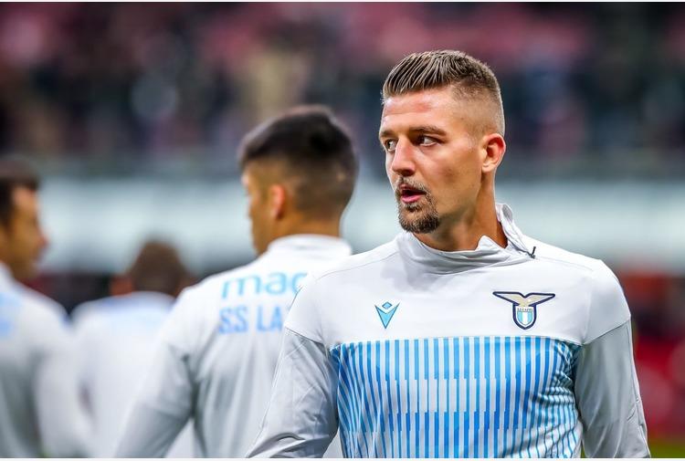 Serie A. Lazio, Sergej Milinkovic-Savic MVP del mese di gennaio