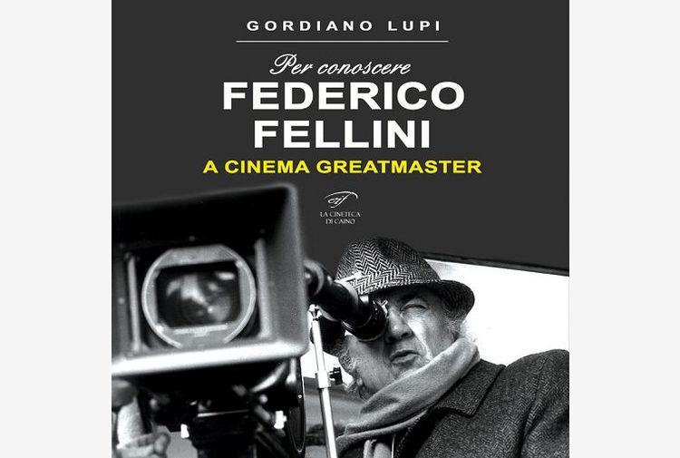 Gordiano Lupi pubblica libro su Federico Fellini