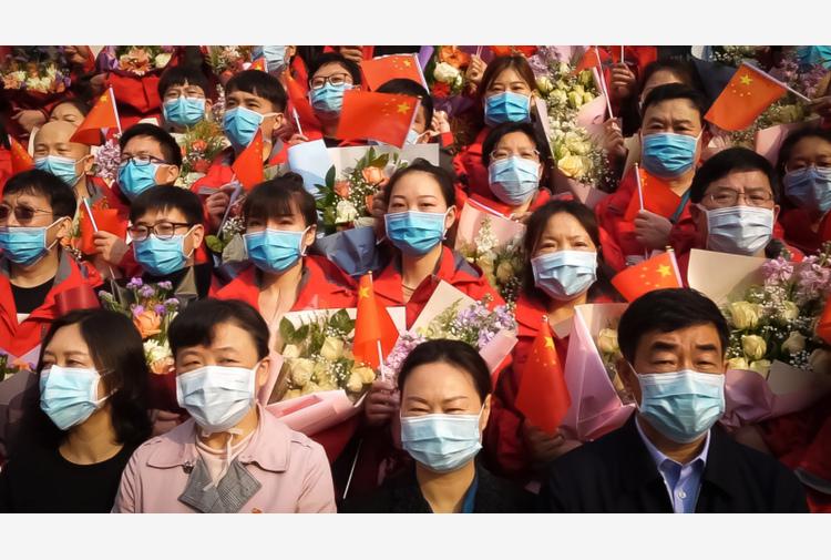Wuhan un anno fa e il virus invade il cinema
