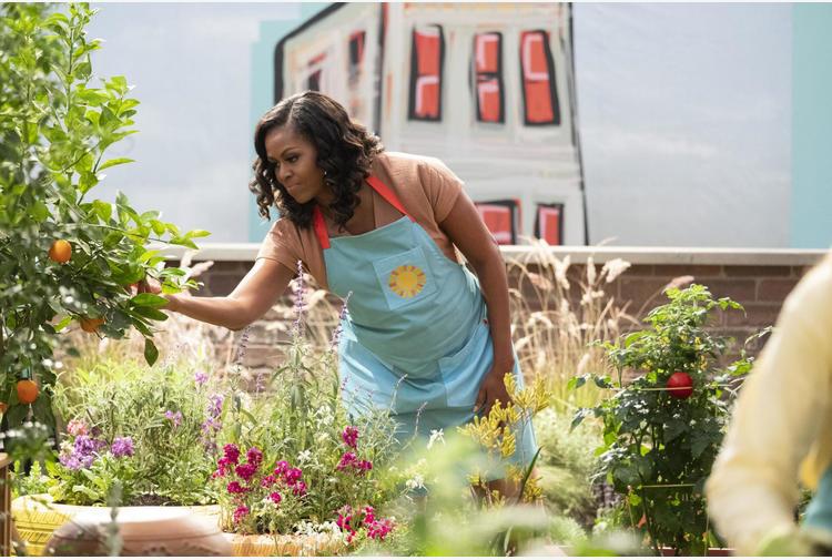 Waffles+Mochi, la serie prescolare con Michelle Obama