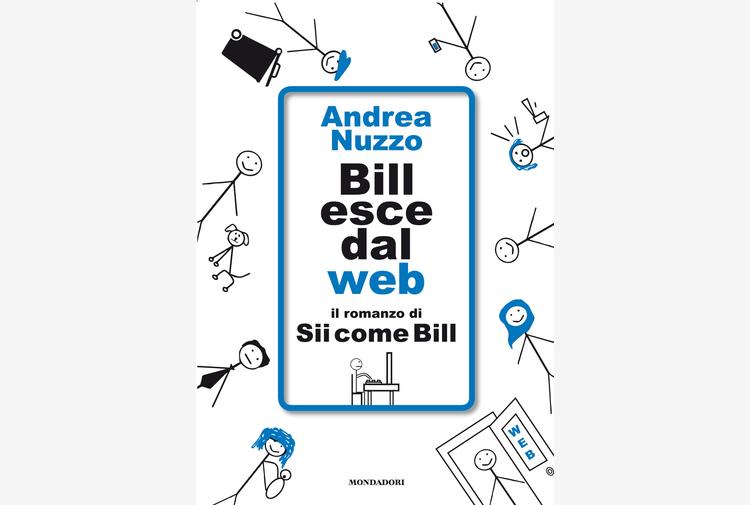 Libri: Nuzzo, Bill esce dal web