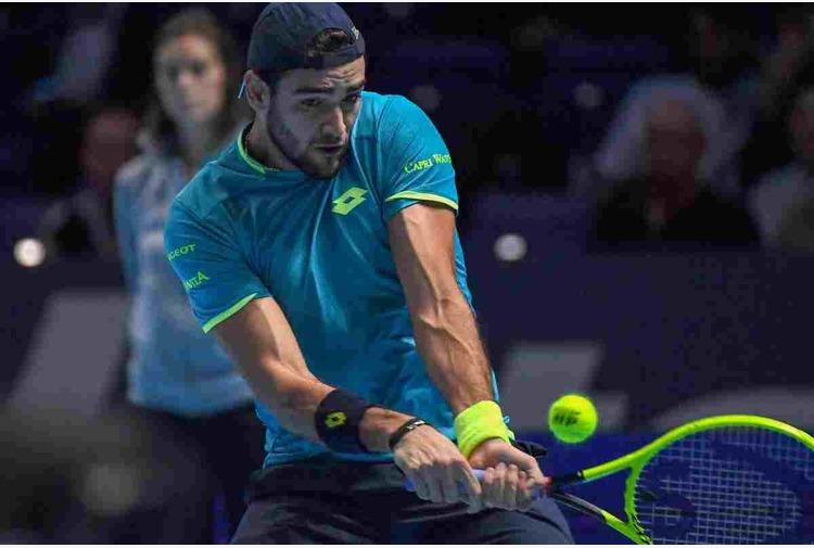 Australian Open. Berrettini al 2° turno, Anderson ko in 3 set