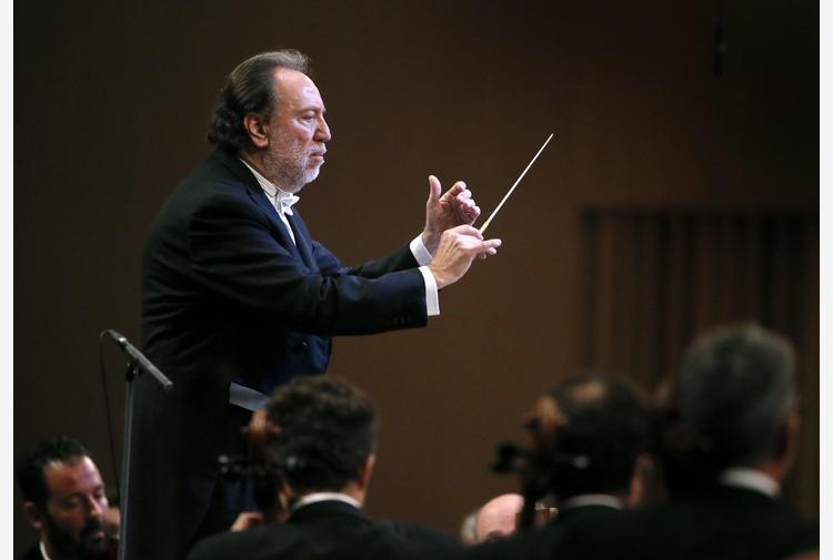 Music: Chailly guida del Festival di Lucerna fino al 2026