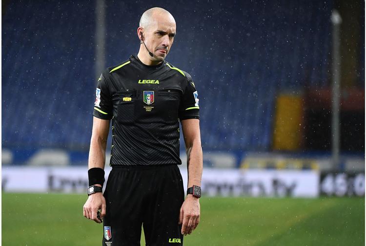 Inter-Lazio a Fabbri, Doveri per Napoli-Juventus