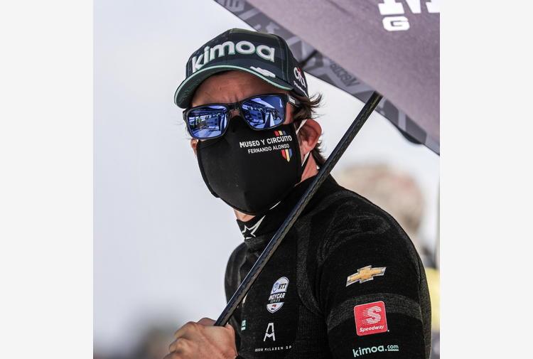 F1: incidente Alonso; Alpine 'è cosciente e sta bene'