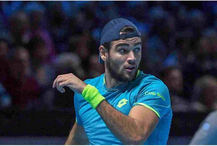 Berrettini al terzo turno degli Australian Open, Sonego eliminato