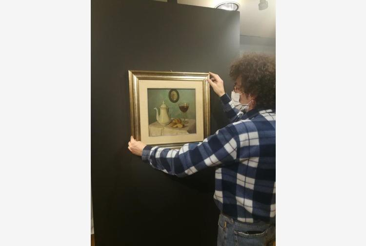 Mostre: a San Marino l'arte di Federico 'Bico' Martelli