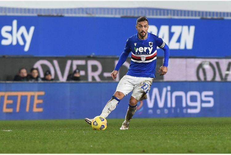 La Samp batte 2-1 la Fiorentina, decide Quagliarella