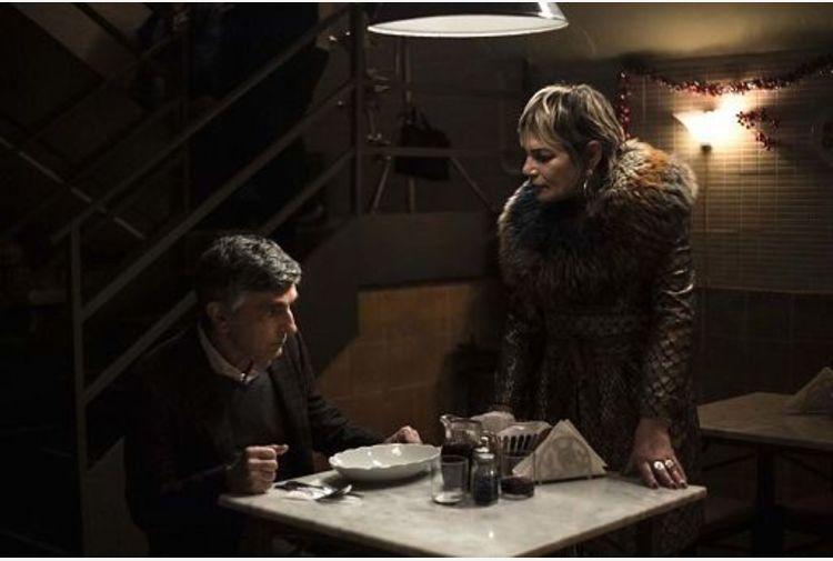 Foto dal set di Vincenzo Salemme, gira a Napoli 'Con tutto il cuore'