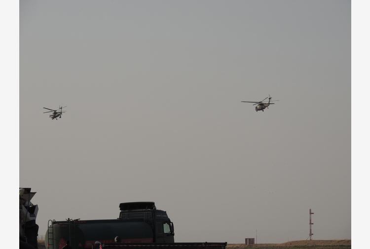 Stoltenberg, missione Nato in Iraq sale a 4.000 unità