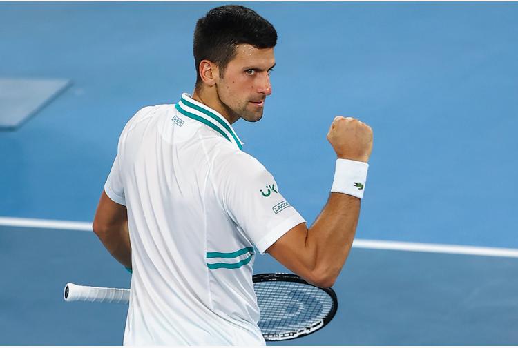 Parole da Slam – Novak è tornato a sentirsi Djokovic