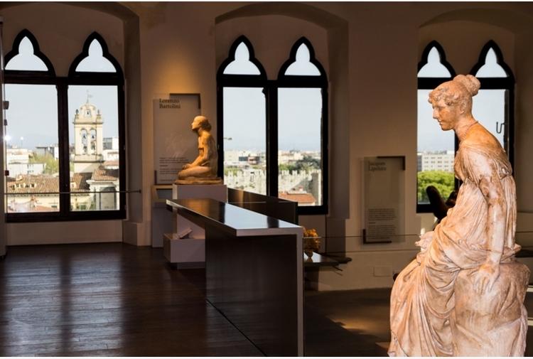 Musei: a Palazzo Pretorio Prato due opere Pistoletto e Klein