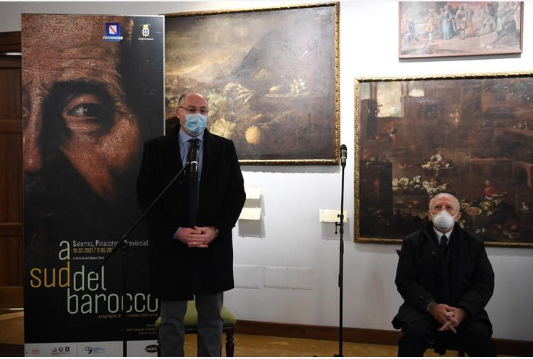Mostre: a Salerno al via mostra 'A Sud del Barocco'