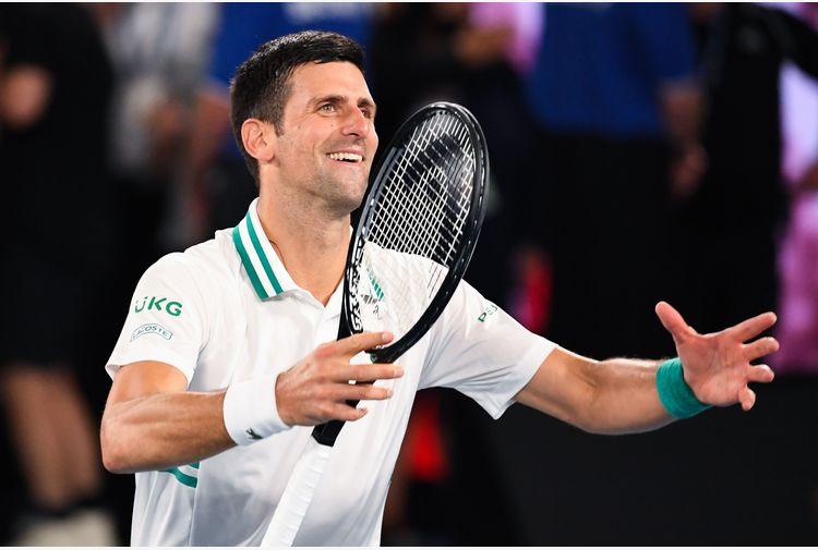 Djokovic re d'Australia: 'Io e Melbourne, una storia d'amore'