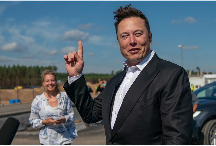 Covid: studio su anticorpi per 4mila dipendenti di Elon Musk
