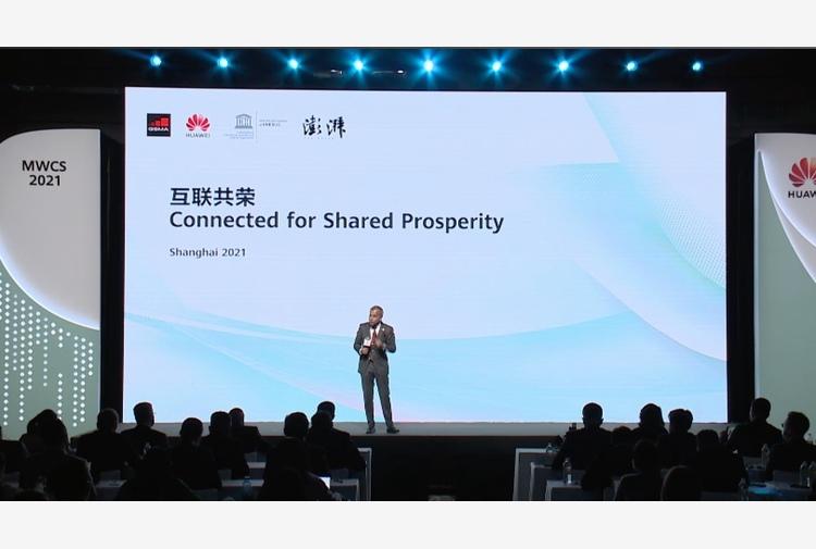 Huawei, più connettività per una prosperità condivisa