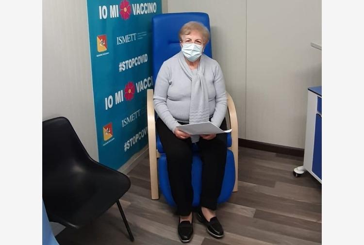 Vaccino, all'Ismett di Palermo avviata campagna per over 80