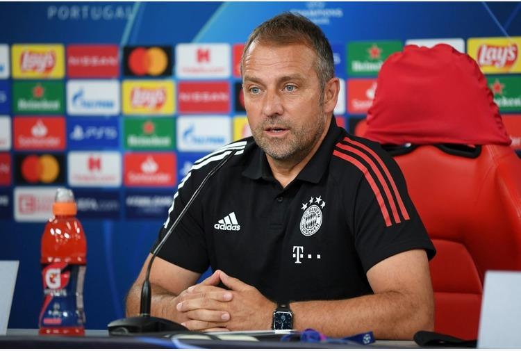 Bayern: Flick 'Siamo motivati', Coman 'Vogliamo vincere'