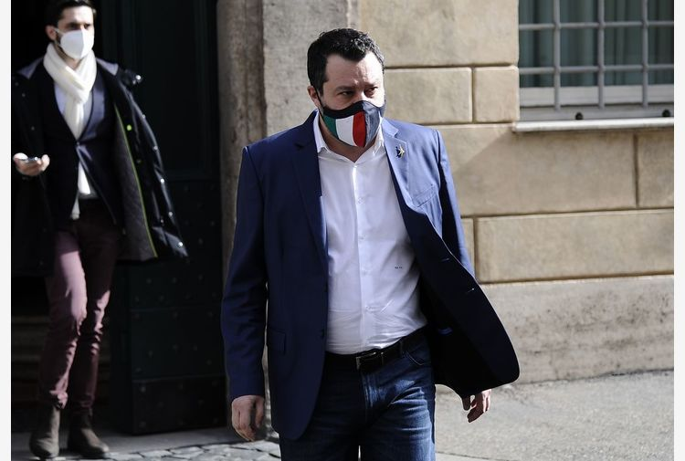 Covid, Salvini: sintonia con Draghi, c'è voglia di cambiamento