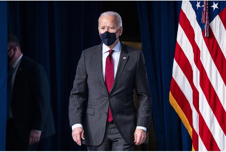 Covid: Biden, 500 mila vittime un bilancio straziante