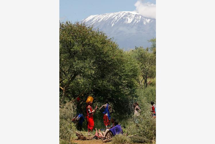 Tre volte l'Atlantico in kayak, morto sul Kilimangiaro