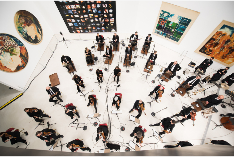 Opera Roma: prima volta al MAXXI, Gatti dirige Stravinskij