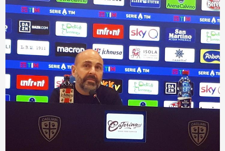 Cagliari: Giulini, ho scelto l'allenatore che aveva più fame
