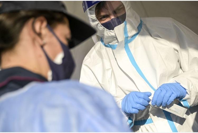 Coronavirus, in Abruzzo 322 positivi e 24 decessi