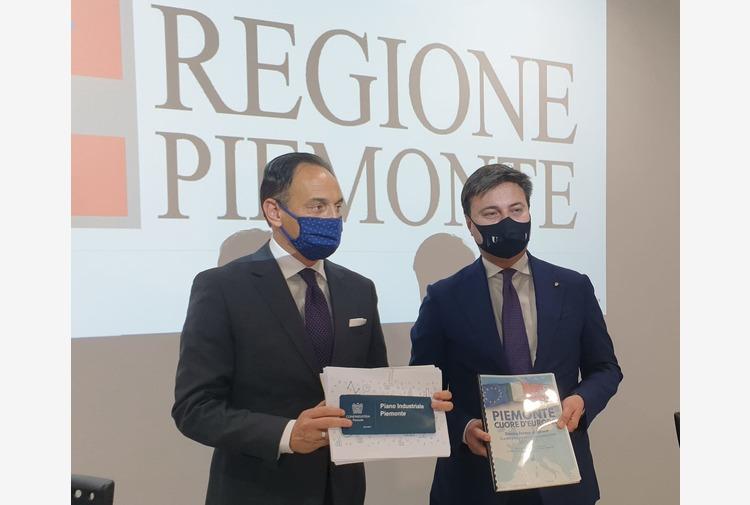 Da Confindustria Piemonte piano per rilancio economico della regione