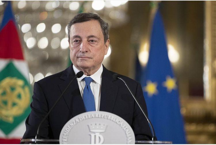 Confronto Draghi-Michel su Covid e temi Consiglio europeo