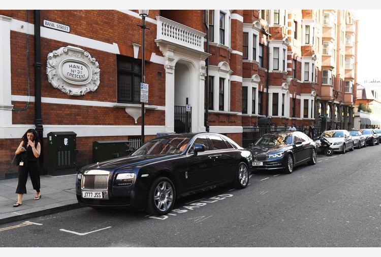 Gb: Londra supera New York, più milionari che metropoli Usa