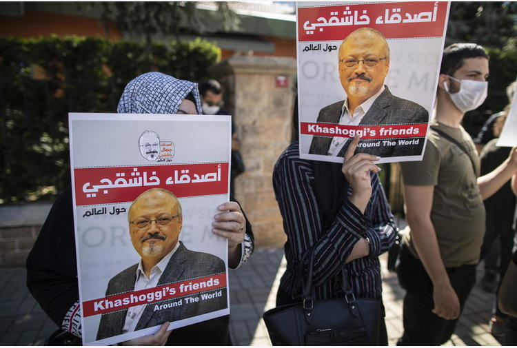 Khashoggi: 'domani rapporto 007 Usa, bin Salman coinvolto'
