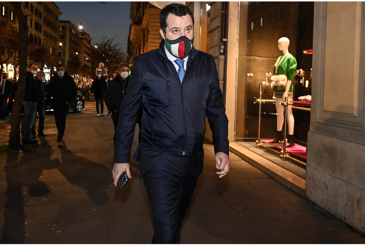 Salvini, da Speranza mi aspetto un cambio di passo