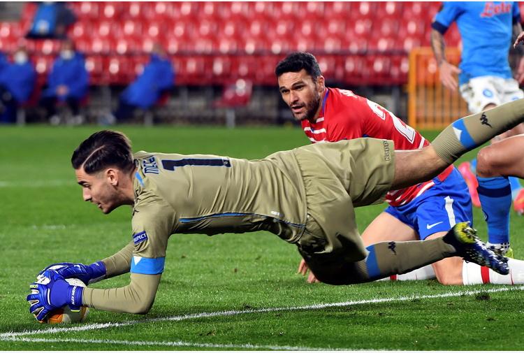 E.League: Napoli; Meret, passare turno ci darebbe spinta