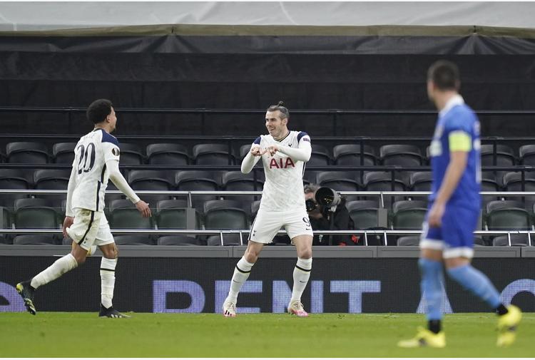 Europa League: Tottenham prima squadra a qualificarsi a ottavi