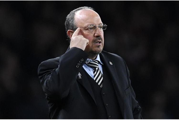 Calcio: Benitez, ritorno al Napoli? Non mi esprimo