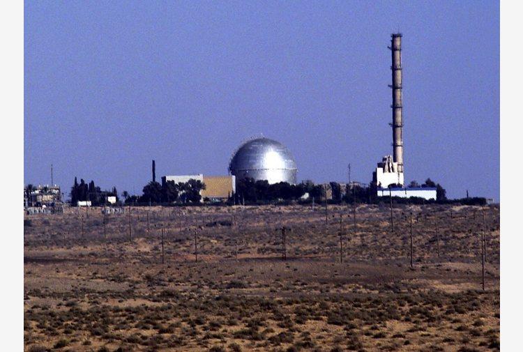 Immagini satellitari, Israele espande sito nucleare Dimona