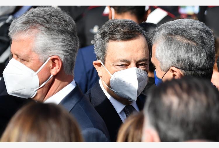Draghi sente Macron in preparazione Consiglio Ue