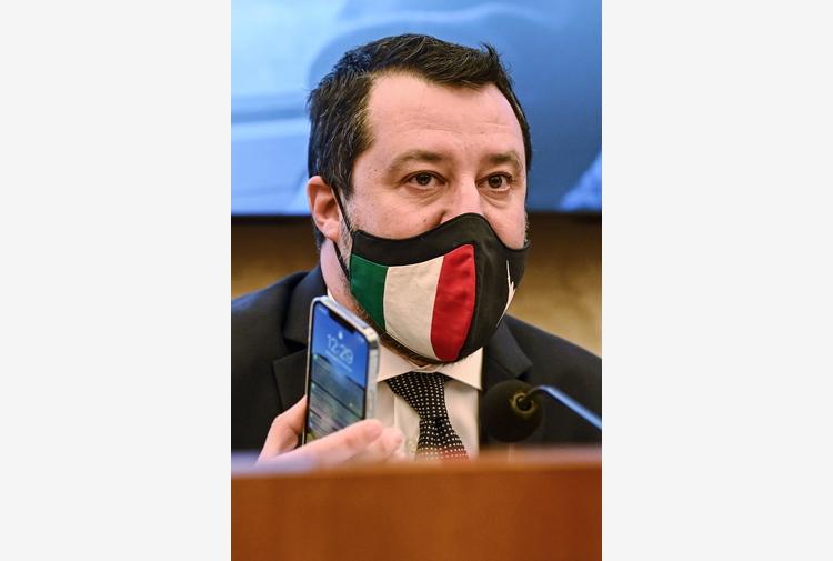 Covid:Salvini,lockdown a Pasqua? Irrispettoso per italiani