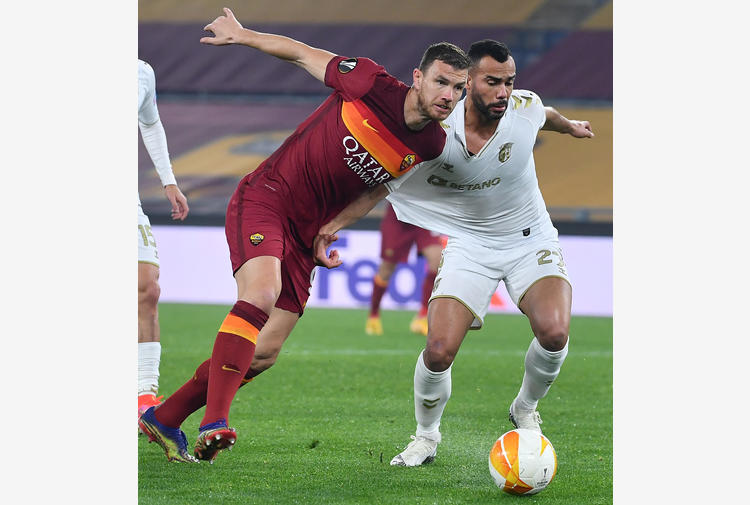 Europa League: 3-1 allo Sporting Braga, la Roma agli ottavi