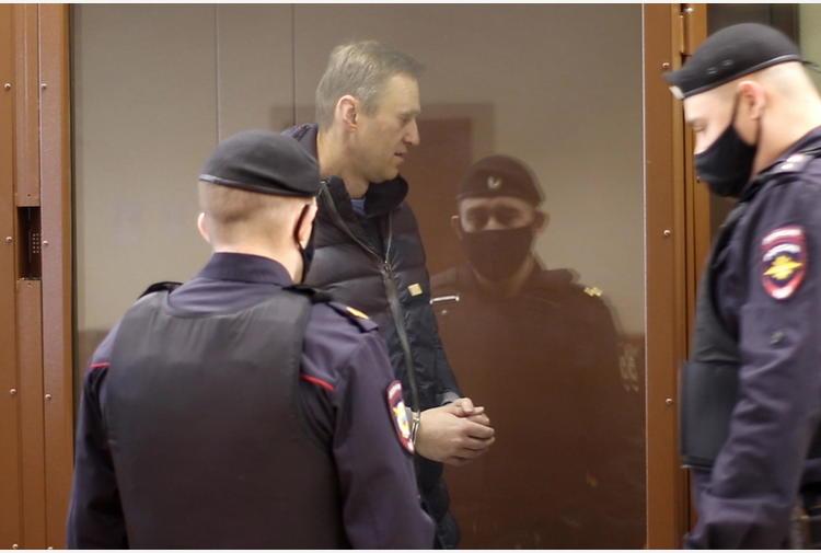 Navalny: Mosca conferma, trasferito in una colonia penale