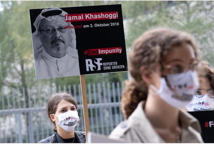 Usa varano 'Khashoggi ban' contro chi persegue dissidenti