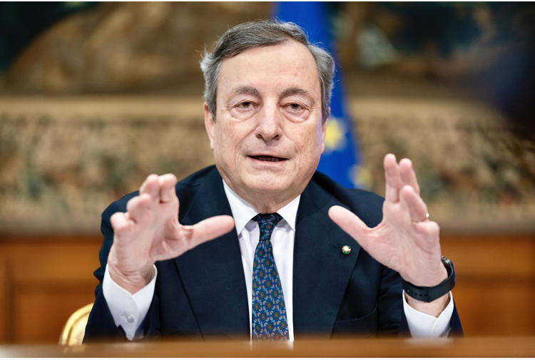 Draghi, rilancio agenda transatlantica obiettivo cruciale