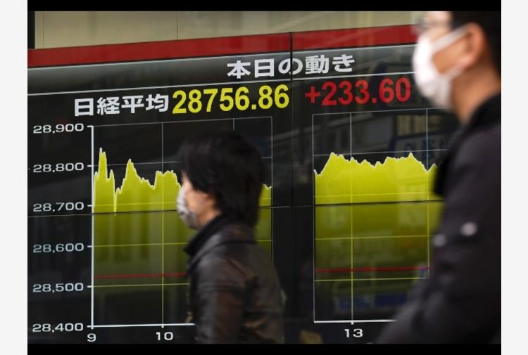 Borsa: Tokyo, apertura in calo (-1,35%)